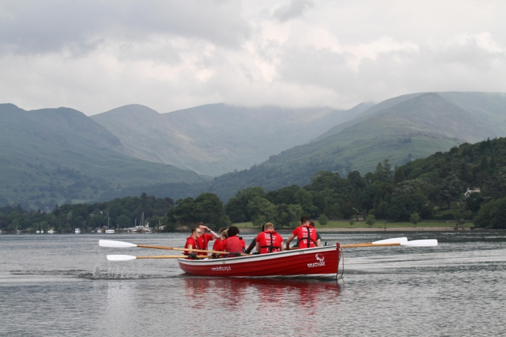 Brathay Apprentice Challenge 2016 Whaler Boats 10
