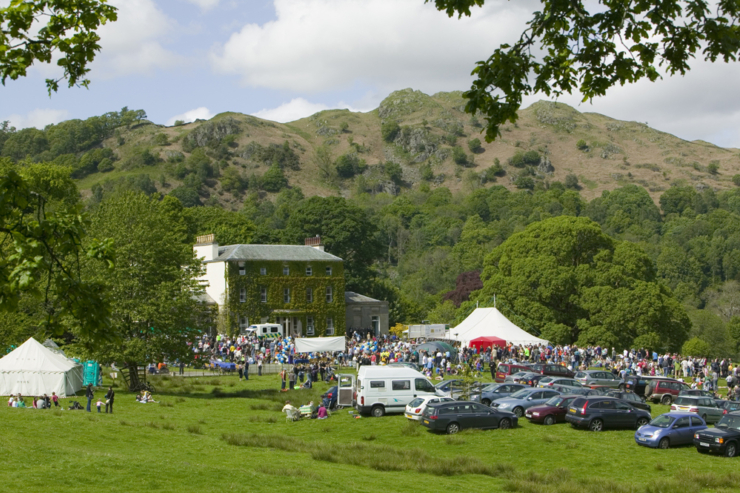 Brathay Windermere Marathon Open Day 1