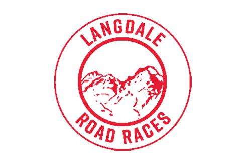 Langdale Road Races Logo