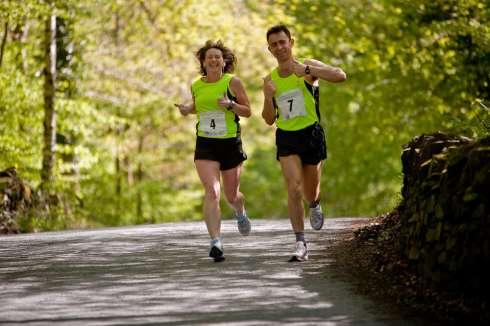 Aly Mark Running