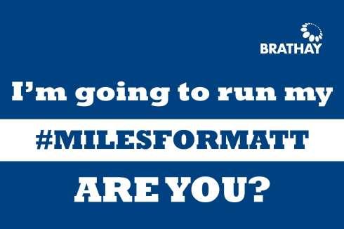 Miles For Matt Social Media Image 1