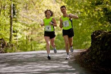D314 Aly Mark Running In Sun