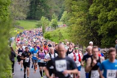 Asics Windermere Marathon Banner
