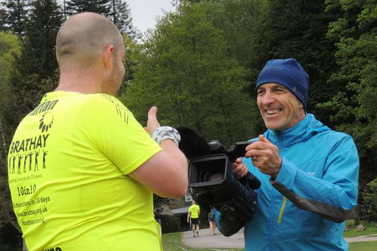 Martin Campbell Who Will Be Remembered By 50 Runners