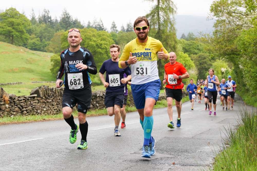 Asics Windermere Marathon 2017 6
