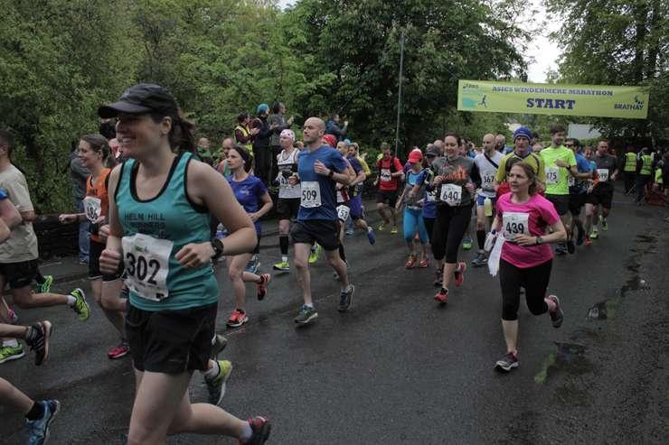 Asics Windermere Marathon 2017