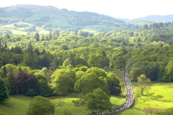 Entries Open For The 2018 Asics Windermere Marathon 20 May One Of Only A Handful Of Marathons Whose Course Lies Entirely Within A Unesco World Heritage Site