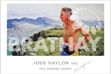 Joss Naylor Print
