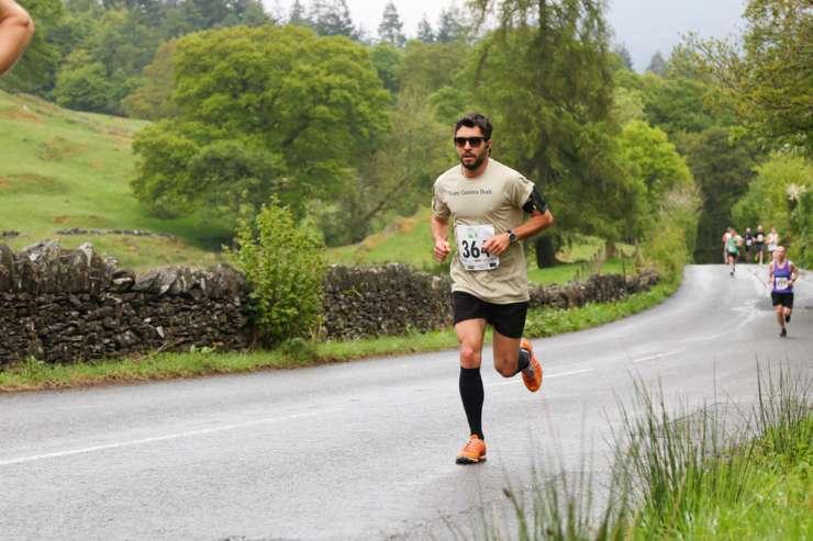 Asics Windermere Marathon 2017 42
