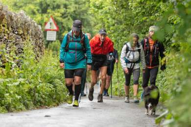 Joss Naylor Wasdale To Brathay 2018 12