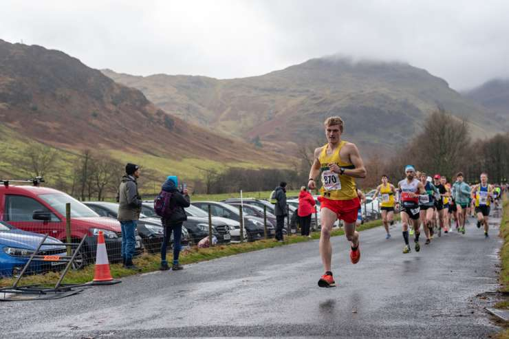 Christmas Pudding 10K 2018 2