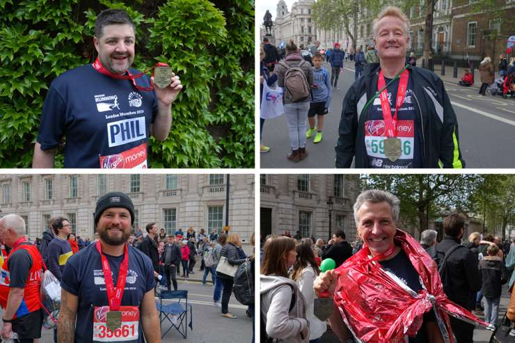 News The 2019 London Marathon