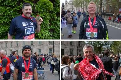 News The 2019 London Marathon