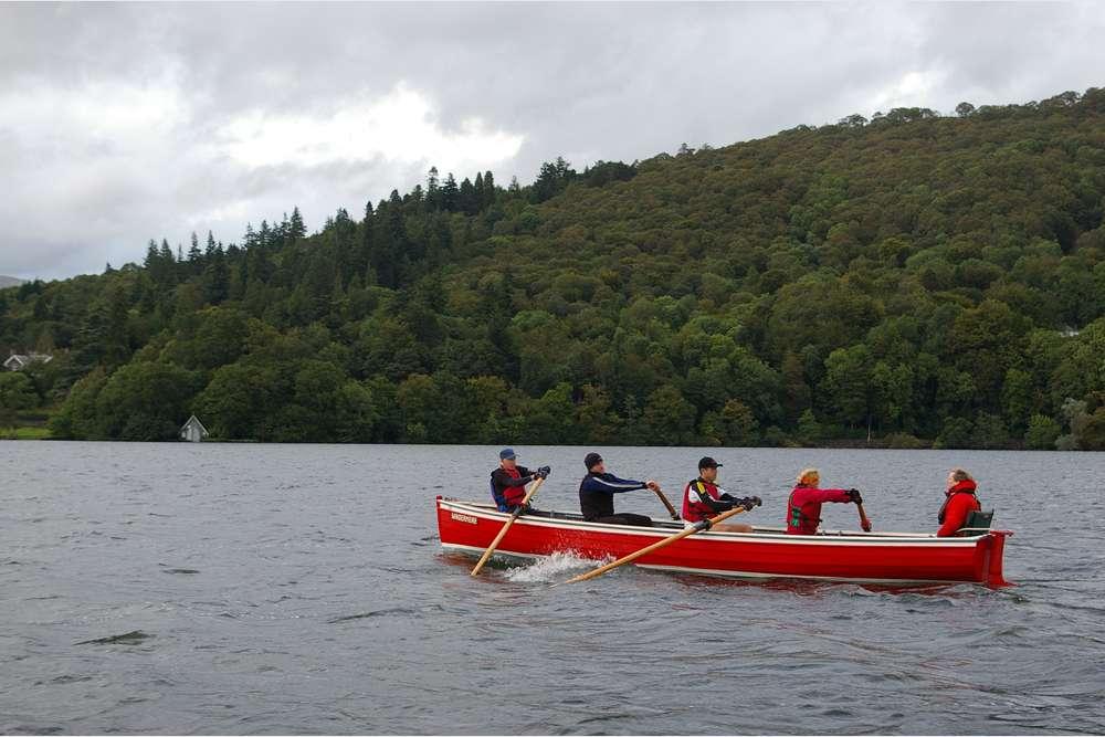 Row Runner 2009 18