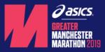 Greater Manchester Marathon Logo Cmyk