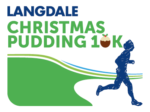 Langdale Christmas Pudding 10K Logo