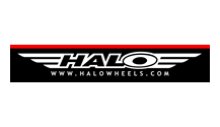 Halo Wheels Logo