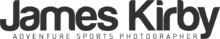 James Kirby Black Logo