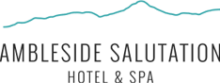 Salutation Hotel Logo Black Text
